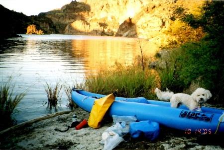 Ricky, Canyon Lake edit 2